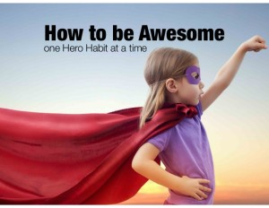 It's Time To Be AWESOME!
