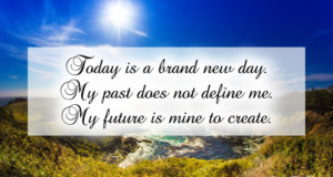 Day 1: Affirmation Challenge [New Beginning]