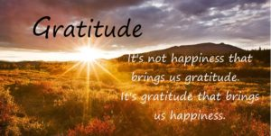 Day 3 Affirmation: The Power Of Expressing Gratitude Each Day