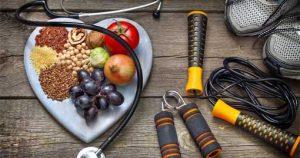 women cardiovascular healthy living